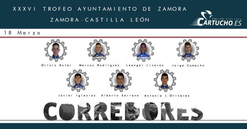 Carreras 2017_XXXVI TROFEO AYUNTAMIENTO DE ZAMORA