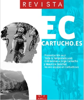 Portada Revista EC Cartucho.es abril 2017