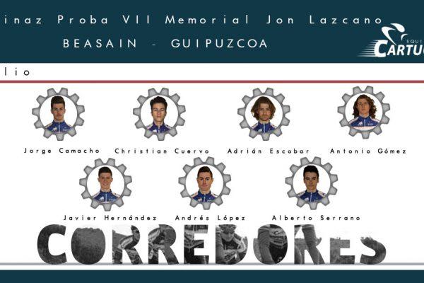 Carreras 2017_XC Loinaz Proba VII Memorial Jon Lazcano